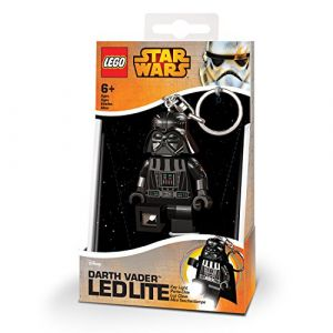 Lego Porte-clés Figurine Star Wars : Dark Vador