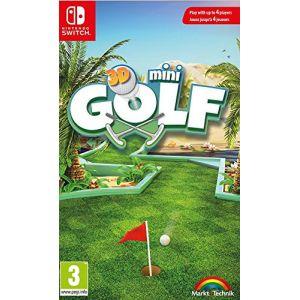 3D Mini Golf sur Switch
