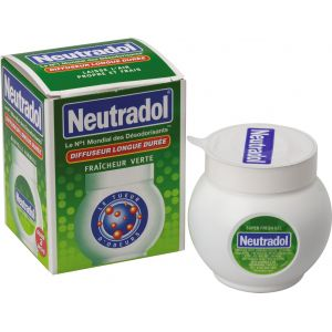 Neutradol Désodorisant diffuseur longue durée - fraicheur verte