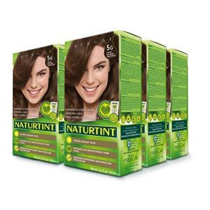 Naturtint Phergal Permanent Hair Colour 5G light golden chestnut