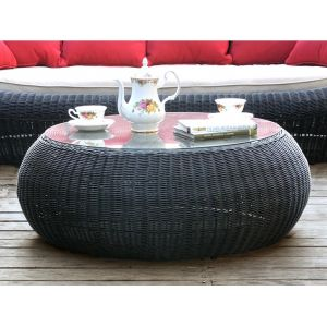 Table basse jardin resine tressee - Comparer 667 offres