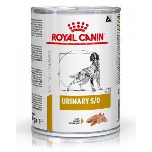 Royal Canin Veterinary Diet Urinary S/O, 12 x 410 g