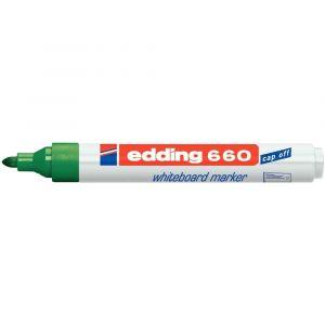Edding Marqueur tableau blanc E660 - pointe ogive - vert