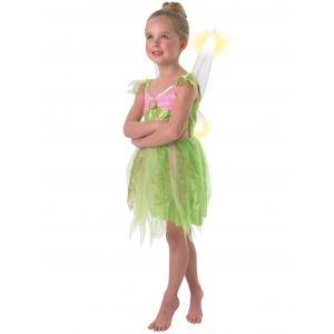 Rubie's Déguisement Fée Clochette lumineux fille (3 à 8 ans)