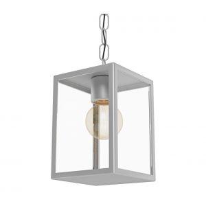 Eglo 94786 Lampe d'extérieur, argent