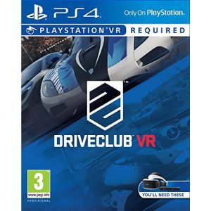 Driveclub Playstation VR [PS4]