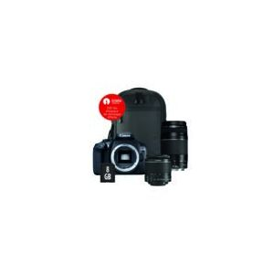 Canon EOS 1300D (avec 2 objectifs 18-55mm et 70-300mm)