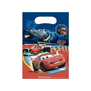 Procos 6 sacs de fête Cars 2