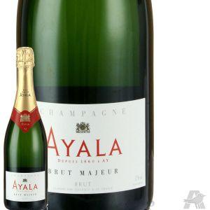 Ayala Champagne AOP, brut - La bouteille de 75cl