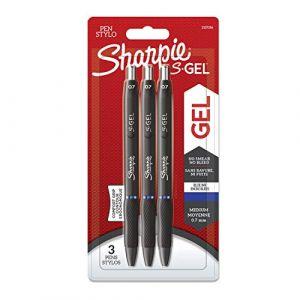 Sharpie 1x3 S-Gel 0 7 mm bleu
