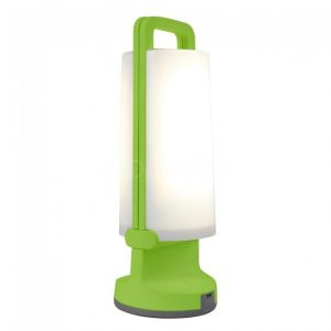 Lutec Lampe de table solaire LED Dragonfly 1.2 W blanc froid vert