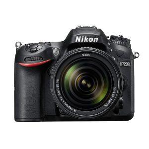 Nikon D7200 (avec objectif 18-140mm)