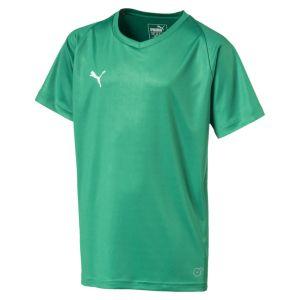 Puma Maillot LIGA Core - Vert Enfant - Vert - Taille YM/140 cm