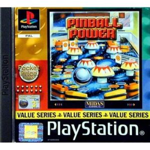 Bandai Namco Entertainment Pinball Power