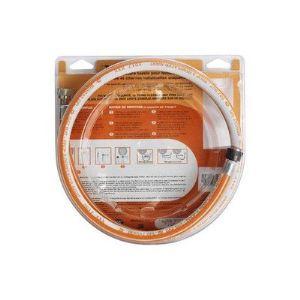 EssentielB 481981729053 - Tuyau pour Butane propane TBC 10 ans (2 m)