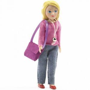 Djeco Sophie - Figurine pour maison de poupées