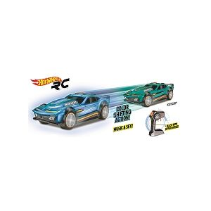 Mattel Hot Wheels - Voiture radiocommandée hyper racer - Drift Rod