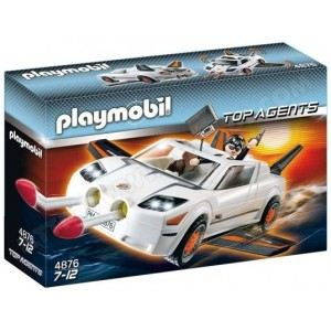 Playmobil 4876 - Voiture des agents secrets