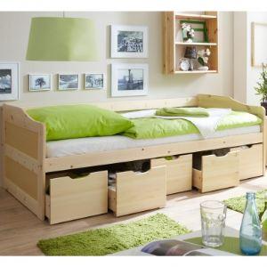 Canape lit chambre enfant comparer 170 offres for Canape chambre enfant