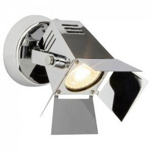 Brilliant AG Spot patère MOVIE LED -1x5W GU10 -CHROME G08910_15
