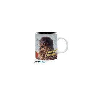 Abysse Corp Mug Star Wars - Solo Chewie - 320 ml