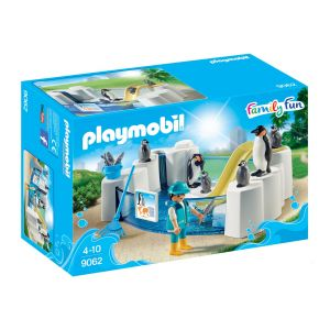 Playmobil 9062 Family Fun : Bassin de manchots