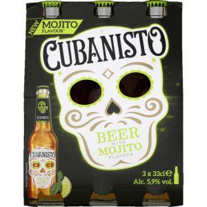 Cubistano Cubanisto mojito - Les pack de 3 x 33cl
