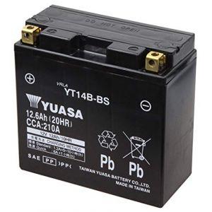 Yuasa YT14B-BS Batterie de Moto