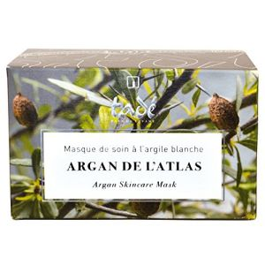 Tadé Argan de l'Atlas - Masque de soin à l'argile blanche