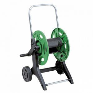 Dévidoir à manivelle sur roue pour tuyau - P. OUTILLAGE