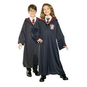 Déguisement luxe robe de sorcier Gryffondor Harry Potter enfant 8 à 10 ans (123 à 140 cm)