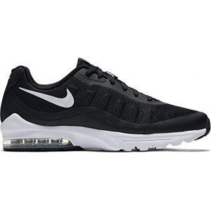 Nike Air Max Invigor, Chaussures de Running Compétition Homme, Noir (Black/White 010), 45 EU