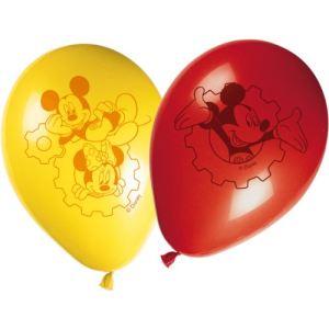 8 ballons Mickey
