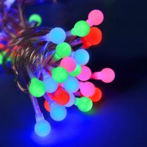 Guirlande lumineuse 120 perles LED (5.9 m)