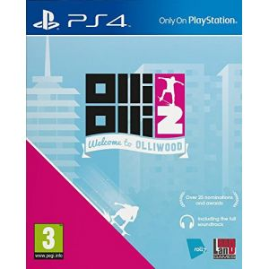 OlliOlli 2 : Welcome to Olliwood [PS4]