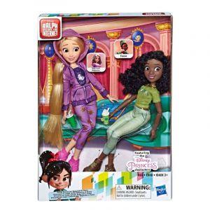 Hasbro Raiponce et Tiana Disney Princesses