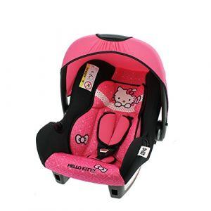mycarsit Siège auto bébé Hello Kitty groupe 0+
