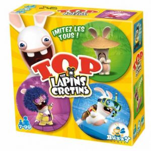 Image de Buzzy games Top The Lapins Crétins