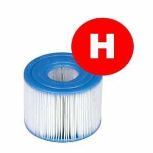 Intex Cartouche de filtration Type H