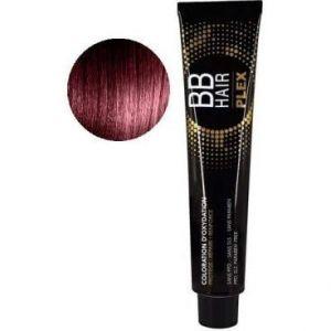 Generik Coloration d'oxydation BBHair Plex 5.66 Chatain clair rouge intense 100 ML