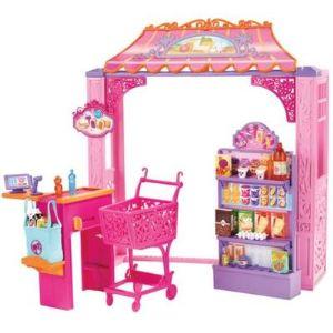 Mattel Les boutiques de Malibu - Le Marché de Barbie