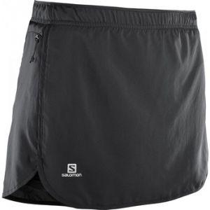 Salomon Agile - Vêtement course à pied Femme - noir XS Pantalons course à pied