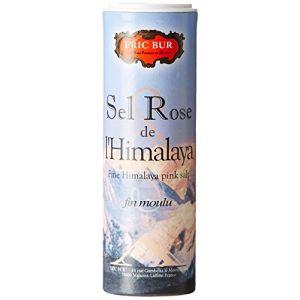 Eric Bur Sel Rose de l'Himalaya Fin Moulu 125 g - Lot de 6