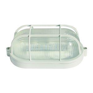 Ecolux Applique Hublot LED 5W étanche équivalent 40W Blanc Chaud (2700K)