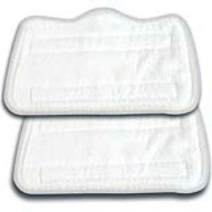 Simeo 500970251 - Pack de 2 lingettes auto-agrippantes pour nettoyeur vapeur