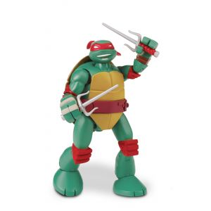 Giochi Preziosi Figurine Mutation transformable Raphaelo Tortues Ninja