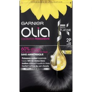 Garnier Olia Coloration permanente 2P Noir platine