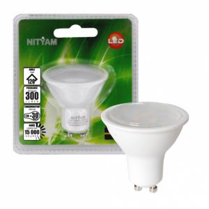 Nityam Ampoule LED SPOT GU10 4W F