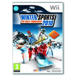 Winter Sports 2010: The Great Tournament (Wii) [import anglais] [Wii]