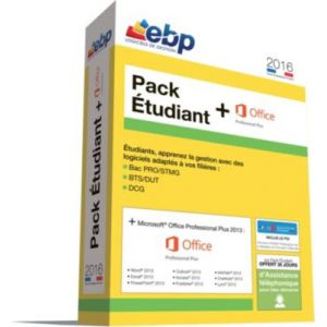 Pack Etudiant 2016 + office Pro plus [Windows]